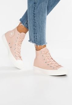 06888c89 CHUCK TAYLOR ALL STAR - Sneakers alte - dusk pink/egret @ Zalando.it 🛒