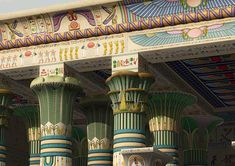 Temple of Horus at Edfu is a limited Edition Giclee print.