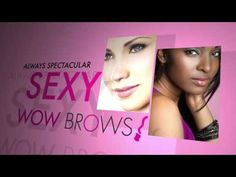 The new WOW Brows is Live!! WOW Brows