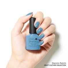 Cnd Colours, Cnd Shellac Colors, Shellac Gel Polish, Gel Nail Colors, Shellac Nails, Manicures, Acrylic Nails, Creative Nail Designs, Creative Nails