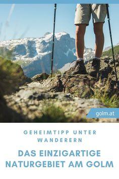 Wandern zwischen den (vermutlich) schönsten Bergen der Welt - der Golmer Seeweg bietet alles, was das Herz begehrt. Umgeben von einer einzigartigen Natur und dem perfekten Ausblick auf die Berge, wanderst du entlang der schönsten Seen in Österreich. Lass dir dieses Spektakel nicht entgehen - informiere dich jetzt! Seen, Mountains, Nature, Travel, Ski, Recovery, Explore, Beautiful Places, Naturaleza
