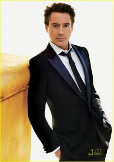 Frankly, I could not care less that he's almost 50. Robert Downey Jr.