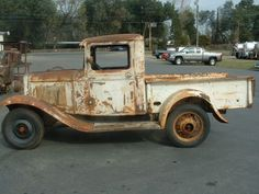 Ford : Other Pickups 1932 FORD PICKUP 1932 FORD PI - http://www.legendaryfinds.com/ford-other-pickups-1932-ford-pickup-1932-ford-pi/