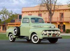 Resultado de imagen para 1952 ford pickup