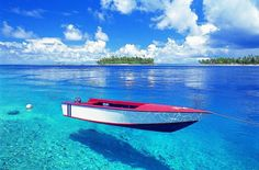 Crystal Clear Waters of Maldives, let's go for a ride?