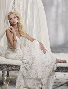 Lovely Lace Gown