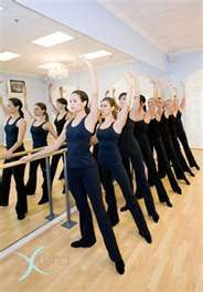 Xtend Barre Classes - great total-body workouts for dancers and non-dancers alike.