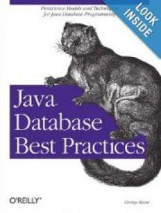 Java Database Best Practices - Free eBook Online