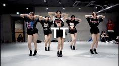 TT - Twice / Lia Kim Choreography - YouTube