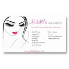 9 Best Business Cards Images Beauty Salons Hair Beauty Salon