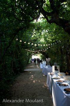 Chateau de Pizay, lieu mariage rétro