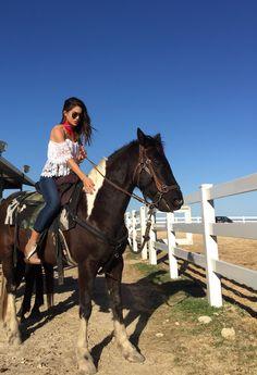 Texas with REVOLVE - Camila Coelho