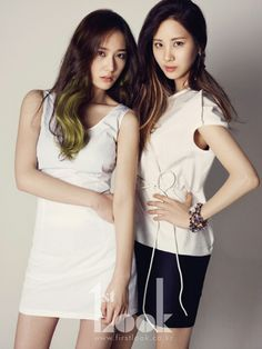 f(x) Krystal and Seohyun