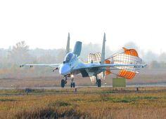 fighter, developed by JSC Sukhoi Design Bureau and designed for the Russian Ministry of Defence Fighter Aircraft, Fighter Jets, The Art Of Flight, Ejection Seat, Russian Air Force, Holding Company, Sukhoi, Aviation, Single Image
