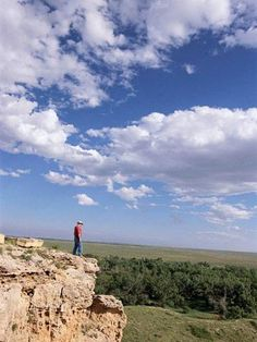 "Cimarron National Grassland- Known as the ""Sea of Grass."" #19 0f 20 Reasons We Love Kansas"