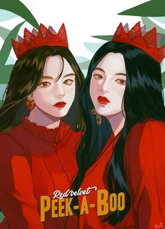 PEEK-A-BOO IRENE & JOY 피카부 아이린 & 조이