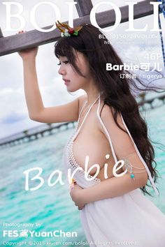 [BoLoli波萝社] VOL.042 Barbie可儿 46P