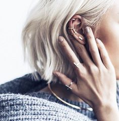 Die 15 Cool-Girl Ear Piercings für 2016