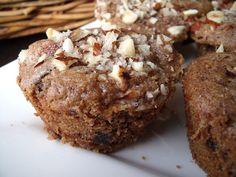 Figgy Buckwheat Muffins