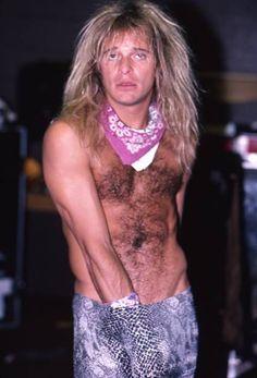 Red Rocker, David Lee Roth, Magna Carta, Glam Metal, Van Halen, Black Sabbath, Music Icon, Warner Bros, Hard Rock