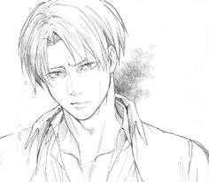 Levi (Attack on Titan/Shingeki no Kyojin)