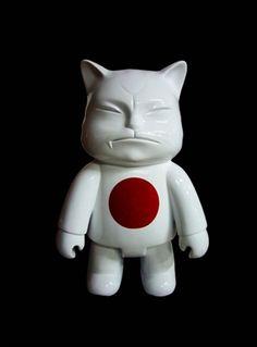 UnitedCat: Japan(White) by Hiro Ando on artnet Auctions