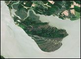 Four Centuries at Jamestown, Virginia : Image of the Day : NASA Earth Observatory