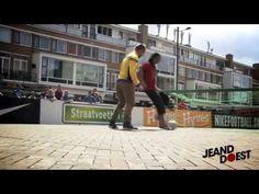 Jeand Doest - Easy Man Street Football Skills part 2