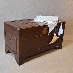 Antique Camphor Wood Blanket Box Chest Storage Trunk Asian Oriental Art Deco on Etsy, $1,114.10 AUD