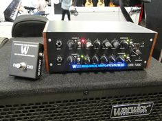 Warwick introduces new bass amp products lwa 1000