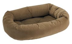 Special Offers - Bowsers Donut Dog Bed Microvelvet Acorn Large 42 - In stock & Free Shipping. You can save more money! Check It (October 05 2016 at 08:20PM) >> http://dogcollarusa.net/bowsers-donut-dog-bed-microvelvet-acorn-large-42/