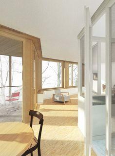 Alterswohnen Singenberg - Housing for elderly people / Buol & Zünd / 2012 / St. Gallen, Switzerland