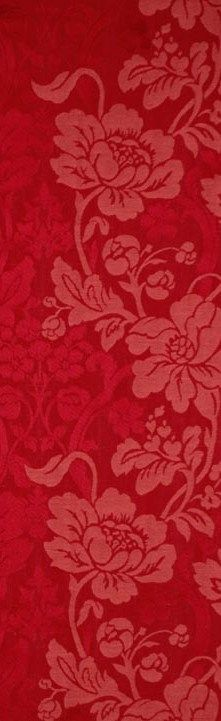 Colony Peonie damask available through Scalamandre to the trade