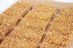 """Amazing Amaranth Candy - Alegría The name of this sweet treat means """"happiness"""" in Spanish. Recipe by Bob's Red Mill Ingredients cup amaranth cup pumpkin seeds cup sugar 1 tablespoon blackstrap molasses Gluten Free Grains, Gluten Free Recipes, Vegan Recipes, Cooking Recipes, How To Cook Amaranth, Superfood, Nut Free, Dairy Free, Recipes"""