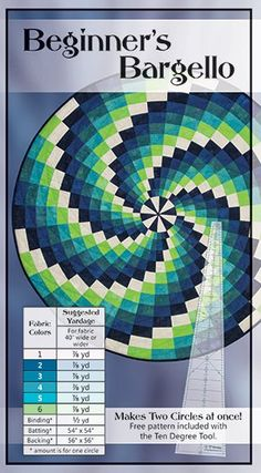 Ten degree wedge 50 inch circle quilt Christmas Tree skirt Quilts Without Corners Quilts Without Corners Encore wedge tool acrylic quilting tool Quilting Tips, Quilting Tutorials, Machine Quilting, Quilting Projects, Quilting Designs, Bargello Quilt Patterns, Bargello Quilts, Quilt Patterns Free, Paper Piecing