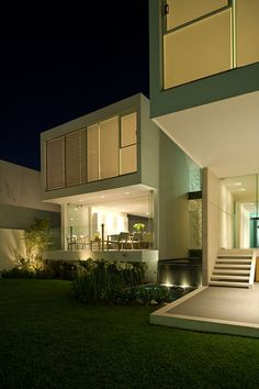 MO House by LVS Architecture and JC NAME Arquitectos | HomeDSGN