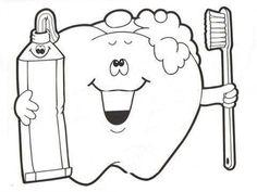 Okul Öncesi Diş Sağlığı Boyamaları