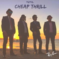 Cheap Thrill - Pupil (Music Video)