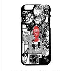 FR23-Twenty One Pilots Blurry Face Cover Fit For Iphone 6 Plus Hardplastic Back Protector Framed Black FR23 http://www.amazon.com/dp/B017N69XQK/ref=cm_sw_r_pi_dp_Qqbqwb0N3ZB3X