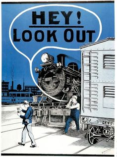 vintage railroad stations passengers posters - Buscar con Google