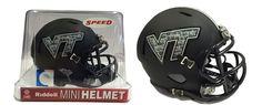 NCAA Virginia Tec... http://www.757sc.com/products/ncaa-virginia-tech-vt-hokies-hokie-stone-battle-at-bristol-speed-mini-helmet?utm_campaign=social_autopilot&utm_source=pin&utm_medium=pin #nfl #mlb #nba #nhl #ncaaa #757sc