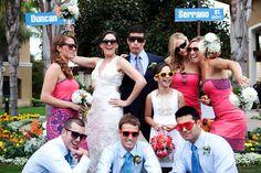 San Diego Style Weddings: Wedding Wednesday: Molly & Derick Serrano featuring #SheratonResortCarlsbad, #MomentsInBloom, and #RaphaelsRentals