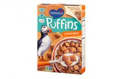 Healthy – Barbara's Cinnamon Puffins from The Healthiest and Unhealthiest Breakfast Cereals