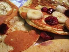 A Reader's Recipe: Brown Rice Protein Pancakes