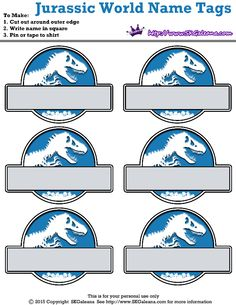 http://skgaleana.com/free-jurassic-world-printables-activities-and-crafts/