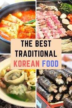 korean food Find 20 of the most delicious Korean foods in this list of wonderful Korean dishes. Learn more about whats inside traditional Korean meals, where to buy traditional Korean food, and what the unmissable Korean dishes are. Easy Korean Recipes, Asian Recipes, Mexican Food Recipes, Healthy Recipes, Healthy Food, Thai Recipes, Chinese Recipes, Korean Chicken, Korean Beef