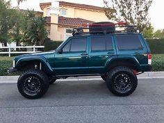 eBay: 1995 Jeep Cherokee SPORT 1995 Jeep Cherokee XJ Sport Restored/Lockers/Gears/Leather/Sound #jeep #jeeplife Lifted Jeep Cherokee, Jeep Grand Cherokee, Lifted Jeeps, Jeep Xj Mods, Jeep 4x4, Beach Rides, Jeep Baby, Cool Jeeps, Jeep Wrangler Unlimited