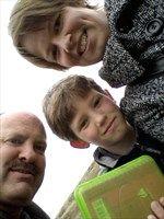 Rixt van Oerd (Ameland, 3-4-2011), Onze 1e vondst met items!