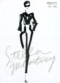 Stella McCartney: spring 2014RTW