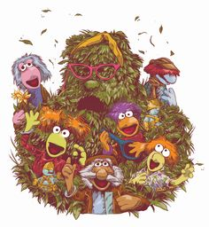Fraggle Rock Music Celebration Breaking Benjamin, Papa Roach, My Childhood Memories, Childhood Toys, Sara Bareilles, Garth Brooks, Rock Tattoo, Fraggle Rock, The Dark Crystal